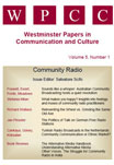 WPCC Community Radio issue