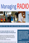 Managing Radio website
